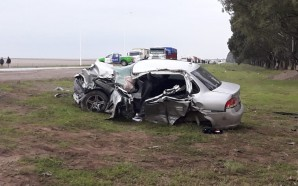 Sigue grave uno de los conductores del accidente en la…