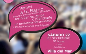 municipio a los barrios